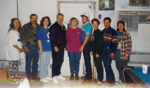 Cecil Pierce Family