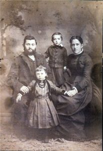 Gustave Blum Family