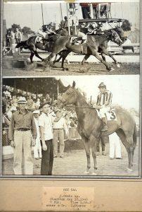 1940 Cliff Pierce Jockey