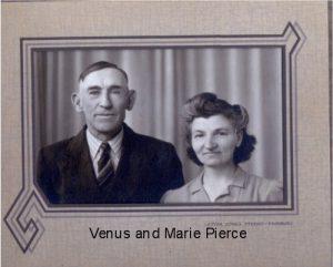 Venus and Marie Pierce