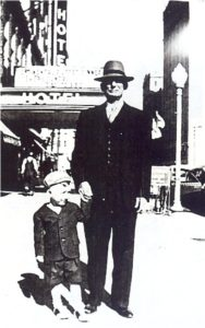 Lonnie J and Billy Raubach