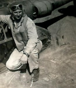 Allen Blum service 1942