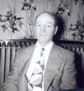 Bill Blum 1952