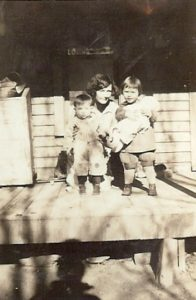 Christine, Herb,Helen