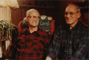 Donald and Walter Pierce Bluefield VA