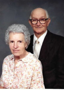 Elda and Lawrence Duerr