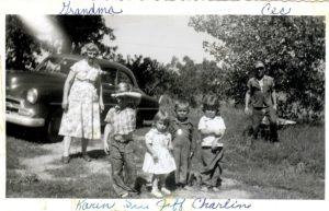 Group Pierce 1958