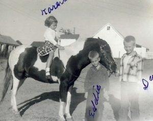 Karen McKenzie Denny Eddie Pierce