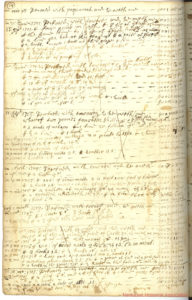 Account Book of the Starbcks