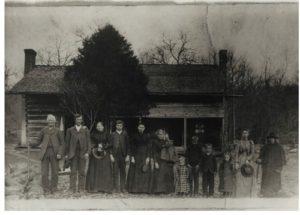 Alexander Wilson Pierce Family