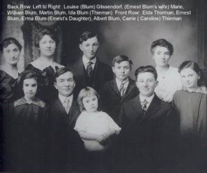 Andrew Blum Family ABT 1918