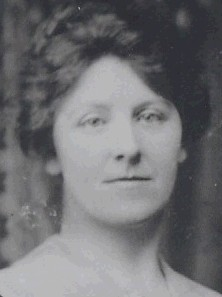 Marie Sullivan wife of Ernest Blum