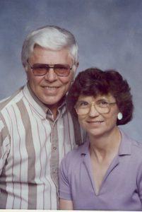 Paul and Carol Pierce McKenzie