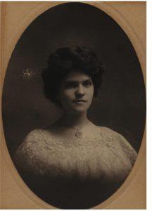 Pearl Riley wife of lewis pierce