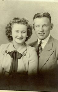 Clifford Pierce and Barbara Dow