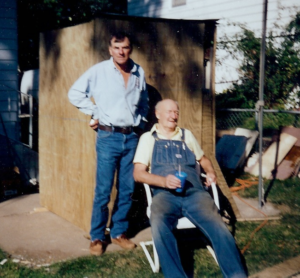 Vyrl and Herbert Blum