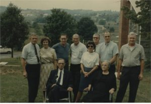 James Conrad Wilson Pierce Family